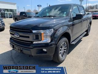 New 2020 Ford F-150 XLT  302A, CREW, 157, SPORT PACKAGE for sale in Woodstock, ON