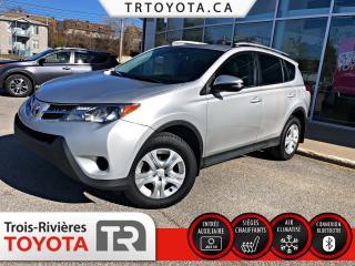Used 2015 Toyota RAV4 4 portes LE traction avant for sale in Trois-Rivières, QC