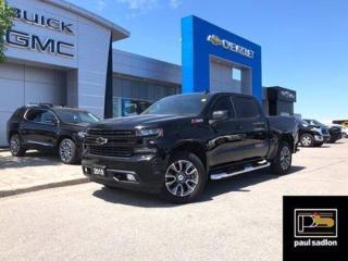 Used 2019 Chevrolet Silverado 1500 RST for sale in Barrie, ON