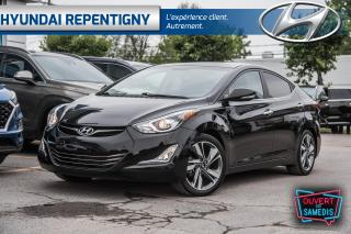 Used 2015 Hyundai Elantra 4dr Sdn Auto Limited for sale in Repentigny, QC