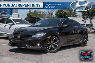 Used 2019 Honda Civic SI COUPE*8 ROUES COMPLETES SUR MAGS HIVER ÉTÉ* for sale in Repentigny, QC