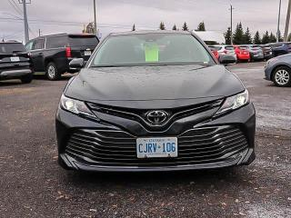 Used 2019 Toyota Camry LE AIR, AUTO, POWER GRP for sale in Ottawa, ON