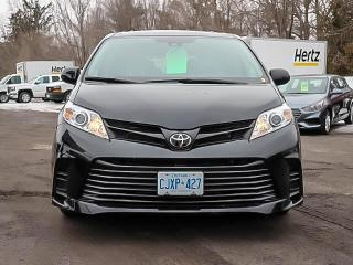 Used 2020 Toyota Sienna CE 7 Seat, 3.5L V6, Auto, Power Grp for sale in Ottawa, ON