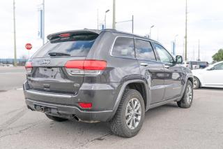 Used 2015 Jeep Grand Cherokee Overland DIESEL/NAVI/DUAL-PANE SUNROOF for sale in Concord, ON