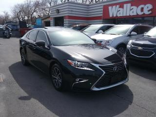 Used 2018 Lexus ES 350 ES350 Touring One Owner for sale in Ottawa, ON