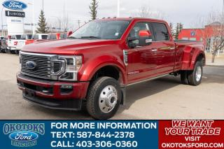 New 2020 Ford F-450 for sale in Okotoks, AB