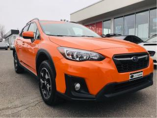 Used 2018 Subaru XV Crosstrek Touring CVT,siege chauffant,camera for sale in Lévis, QC
