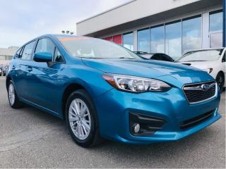 Used 2017 Subaru Impreza 5dr HB CVT Touring,camera,siege chaiffant for sale in Lévis, QC