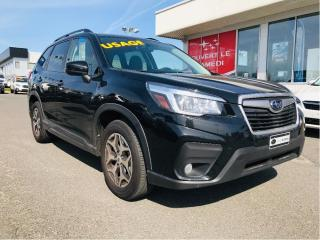Used 2019 Subaru Forester 2.5i Convenience,siege electrique,camera,bluetooth for sale in Lévis, QC