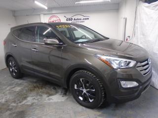 Used 2013 Hyundai Santa Fe Gps,toit,cuir,mags etc... for sale in Ancienne Lorette, QC