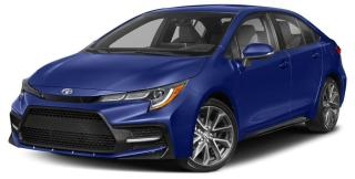 New 2020 Toyota Corolla SE for sale in Ancaster, ON
