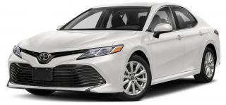 New 2020 Toyota Camry LE for sale in Ancaster, ON