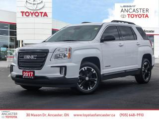 Used 2017 GMC Terrain SLE-2 - 1 OWNER|BLUETOOTH|BACKUP CAMERA for sale in Ancaster, ON