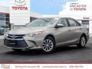 Used 2015 Toyota Camry LE - 1 OWNER|BLUETOOTH|BACKUP CAMERA for sale in Ancaster, ON