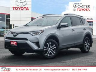 Used 2017 Toyota RAV4 LE - BLUETOOTH|HEATED SEATS|BACKUP CAMERA for sale in Ancaster, ON