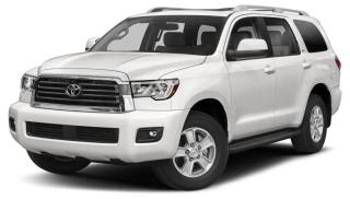 New 2020 Toyota Sequoia SR5 for sale in Ancaster, ON