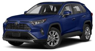 New 2020 Toyota RAV4 LIMITED  for sale in Ancaster, ON