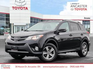 Used 2015 Toyota RAV4 XLE - 1 OWNER|BACKUP CAMERA|BLUETOOTH|HEATED SEATS for sale in Ancaster, ON