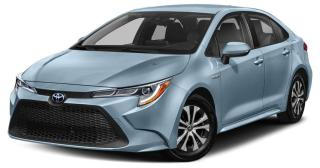 New 2020 Toyota Corolla Hybrid for sale in Ancaster, ON