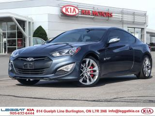 Used 2013 Hyundai Genesis Coupe 3.8 GT for sale in Burlington, ON