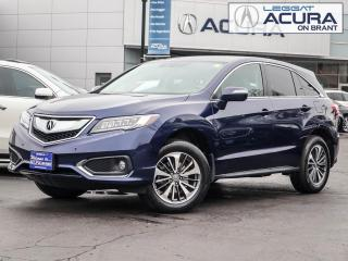 Used 2018 Acura RDX Elite ELITE | PPF | NOACCIDENTS | HITCH | 1OWNER for sale in Burlington, ON