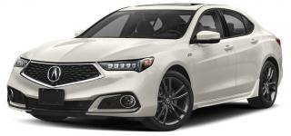 New 2020 Acura TLX Elite A-Spec w/Red Leather for sale in Burlington, ON