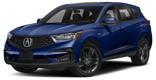 New 2020 Acura RDX A-Spec for sale in Burlington, ON