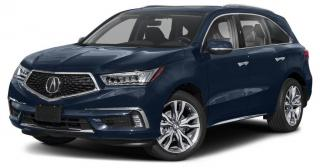 New 2020 Acura MDX Elite for sale in Burlington, ON