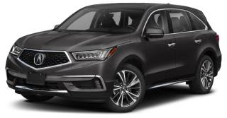 New 2020 Acura MDX Tech Plus for sale in Burlington, ON