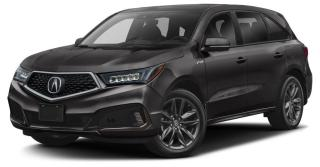 New 2020 Acura MDX A-Spec for sale in Burlington, ON