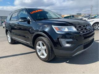 Used 2017 Ford Explorer 4WD 4dr XLT,201a,toit pano,gps for sale in Lévis, QC