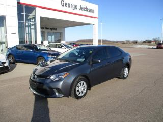 Used 2014 Toyota Corolla CE for sale in Renfrew, ON