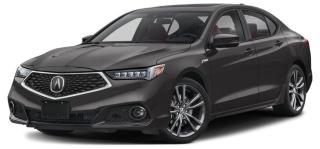 New 2020 Acura TLX Tech A-Spec w/Red Leather for sale in Burlington, ON