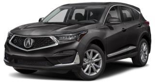 New 2020 Acura RDX for sale in Burlington, ON