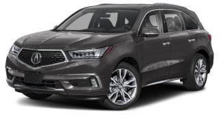 New 2020 Acura MDX Elite for sale in Burlington, ON