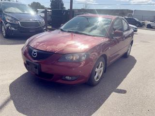 Used 2006 Mazda MAZDA3 4dr Sdn GT|SUNROOF|NAVI|ALLOYS|BLUETOOTH|KEYLESS for sale in North York, ON