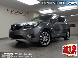 New 2019 Buick Envision Premium II - Power Liftgate for sale in Burlington, ON