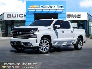 Used 2020 Chevrolet Silverado 1500 High Country DELUXE PACK  NAV   SUNROOF   for sale in Burlington, ON
