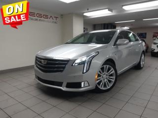 New 2019 Cadillac XTS Luxury - Sunroof for sale in Burlington, ON