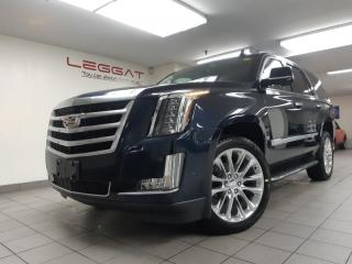 New 2020 Cadillac Escalade Luxury - Sunroof - Cooled Seats for sale in Burlington, ON