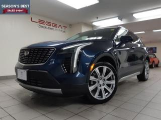 New 2020 Cadillac XT4 Premium Luxury for sale in Burlington, ON