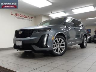 New 2020 Cadillac XT6 Sport - Sunroof - Cooled Seats for sale in Burlington, ON