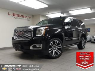New 2020 GMC Yukon Denali - Power Liftgate - Cooled Seats for sale in Burlington, ON