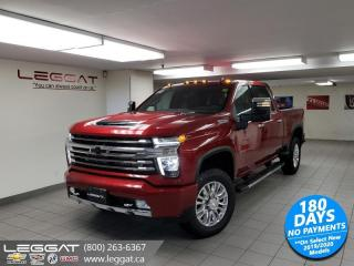New 2020 Chevrolet Silverado 2500 HD High Country for sale in Burlington, ON