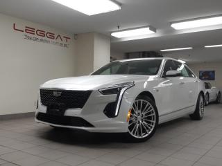 New 2020 Cadillac CT6 3.6L Premium Luxury - Sunroof - Power Liftgate for sale in Burlington, ON