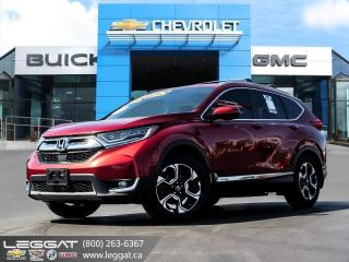 Used 2017 Honda CR-V Touring |Two Sets of Wheels and Tires! for sale in Burlington, ON