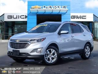 Used 2020 Chevrolet Equinox Premier | Loaded | Low KMS for sale in Burlington, ON