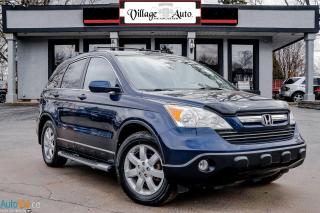 Used 2007 Honda CR-V EX-L for sale in Ancaster, ON