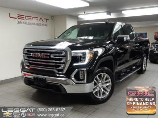 New 2020 GMC Sierra 1500 SLT - Diesel Engine - Sunroof for sale in Burlington, ON