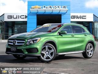 Used 2016 Mercedes-Benz GLA |Low KMS|Nav/GPS for sale in Burlington, ON